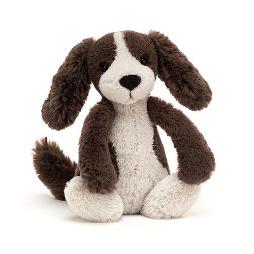 Jellycat Bashful Fudge Puppy - Small