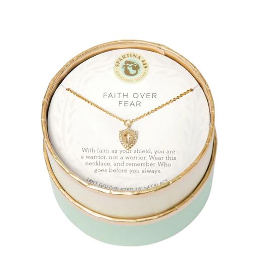 Spartina Sea La Vie Necklace - Faith Over Fear