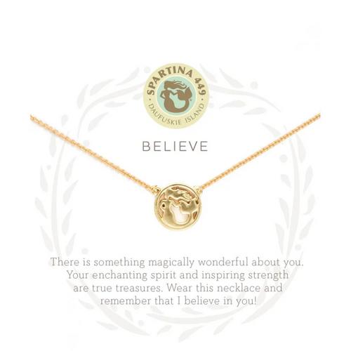 Spartina Sea La Vie Necklace - Believe