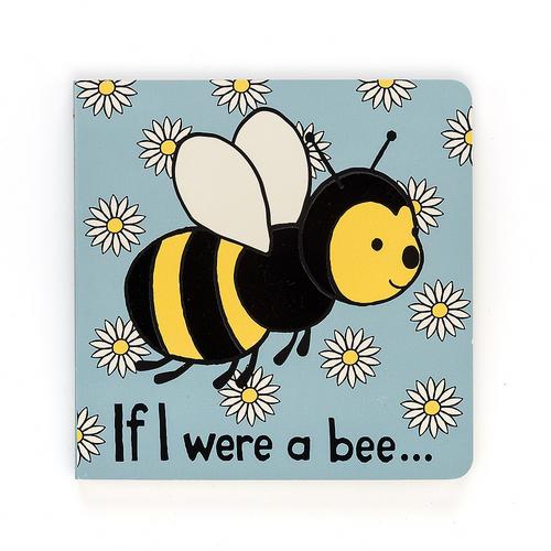 If I Were A Bee Board Book