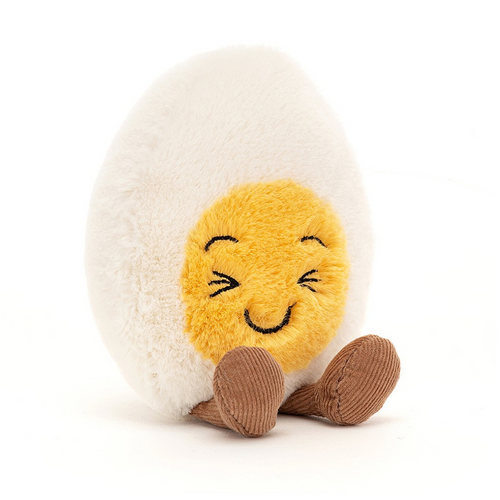 Laughing Boiled Egg Plush