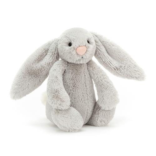 Gray Bashful Bunny - Small