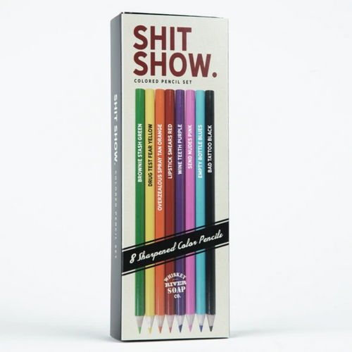 S**t Show Colored Pencils