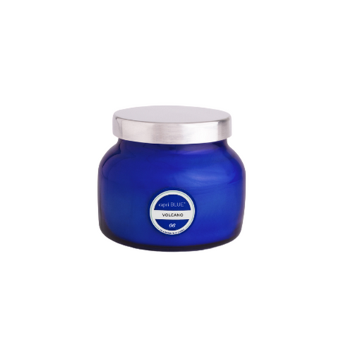 Volcano Blue Petite Jar Candle