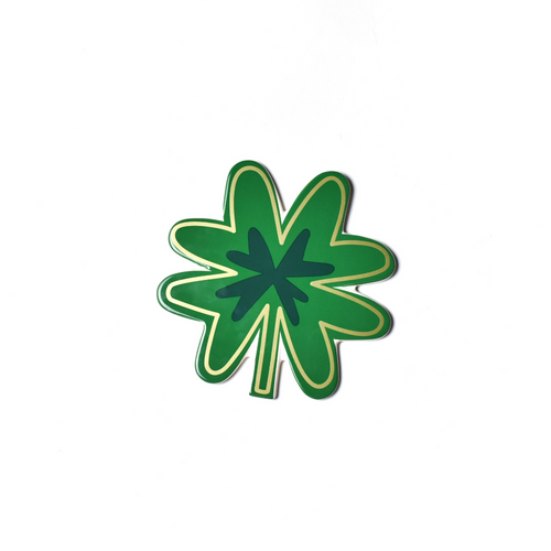Happy Everything Mini Attachment - Four Leaf Clover