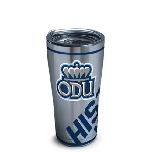 Tervis Tumbler Stainless 20 oz - Old Dominion Monarchs History Made