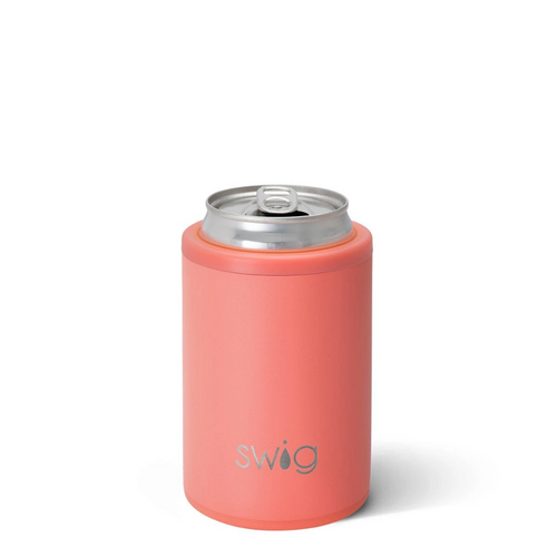 Combo Cooler - Matte Coral