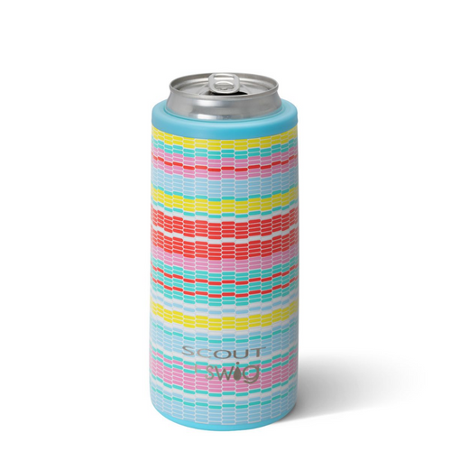 Skinny Can Cooler - Good Vibrations