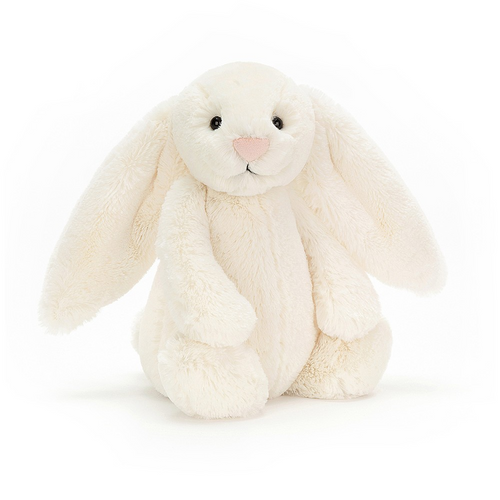 Jellycat Bashful Bunny Cream - Medium
