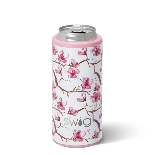 Skinny Can Cooler - Cherry Blossom