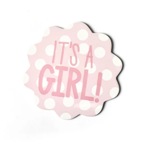 Happy Everything Mini Attachment - It's a Girl