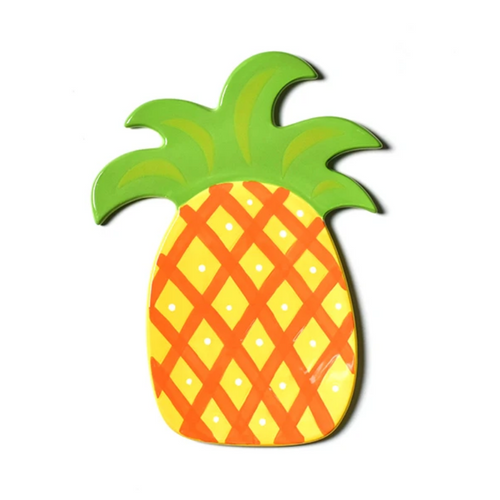 Happy Everything Large Attachment - Pineapple