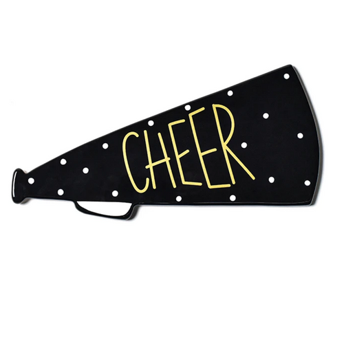 Happy Everything Large Attachment - Cheer Megaphone