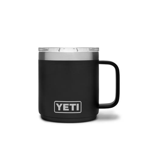 Yeti Rambler 10oz Mug - Black