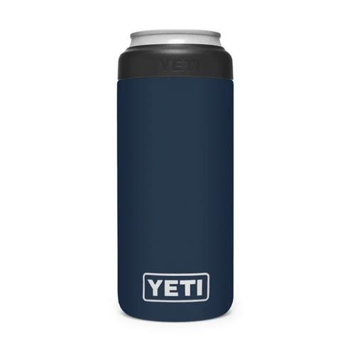 Yeti Slim Can Cooler - Navy