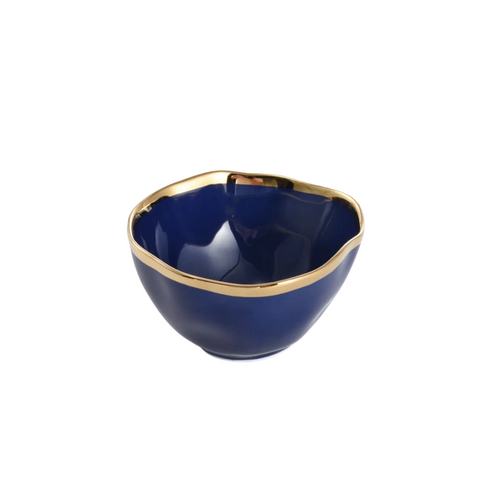 Pampa Bay - Blue & Gold Snack Bowl