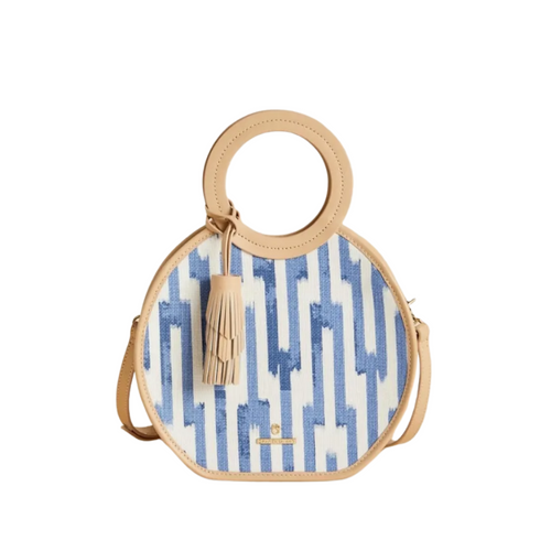 Spartina Oyster Alley Lola Crossbody Bag