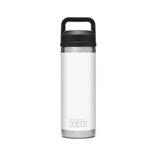 Yeti 18oz Rambler Chug Cap Bottle - White