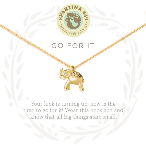 Spartina Sea La Vie Necklace - Go For It