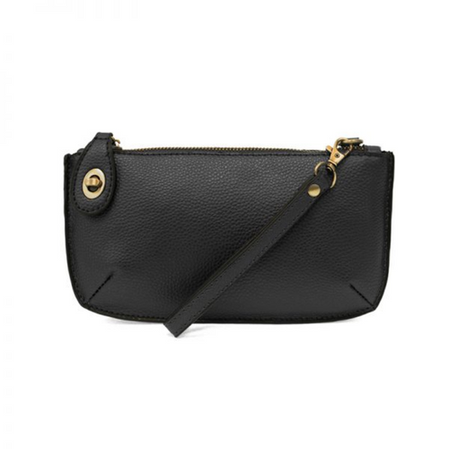 Joy Susan - Mini Crossbody Wristlet Clutch - Black