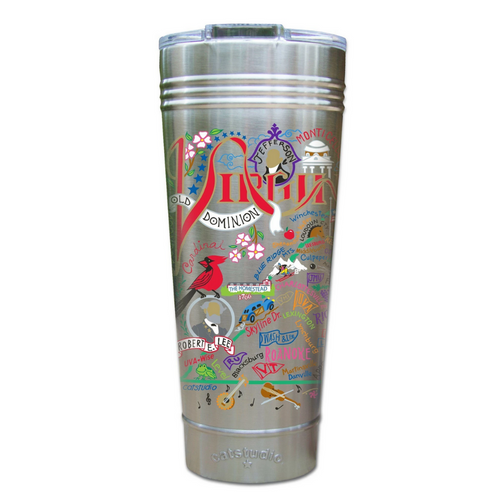 Virginia Thermal Tumbler