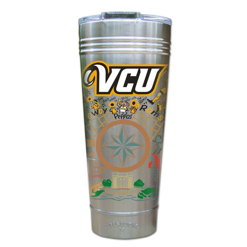 VCU Thermal Tumbler