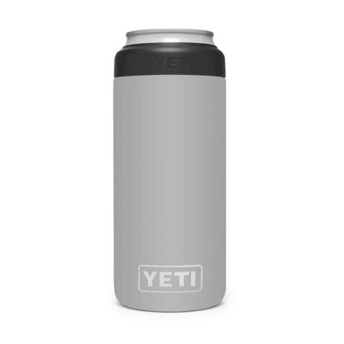 Yeti Slim Can Cooler - Granite Gray