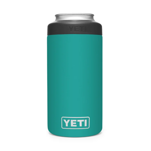Yeti Colster 16 oz Tall Can Cooler - Aquifer Blue