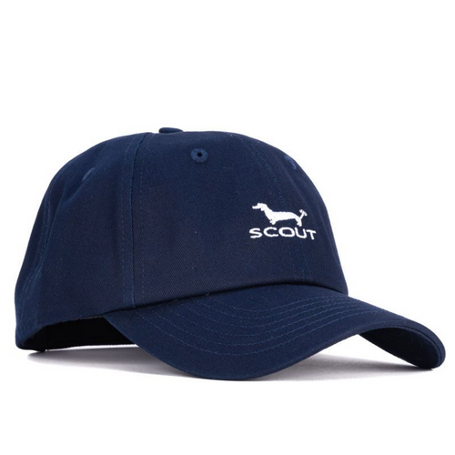 Scout Heads or Tails Hat - Navy & White