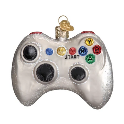 Old World Christmas Video Game Ornament