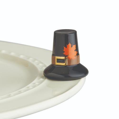 Nora Fleming Pilgrim Hat Mini
