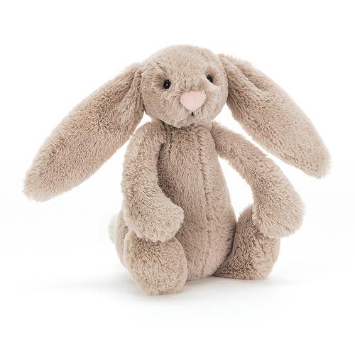 Jellycat Beige Bashful Bunny - Small
