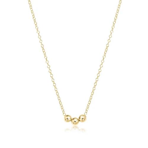 """enewton 16"""" Necklace Gold Joy"""