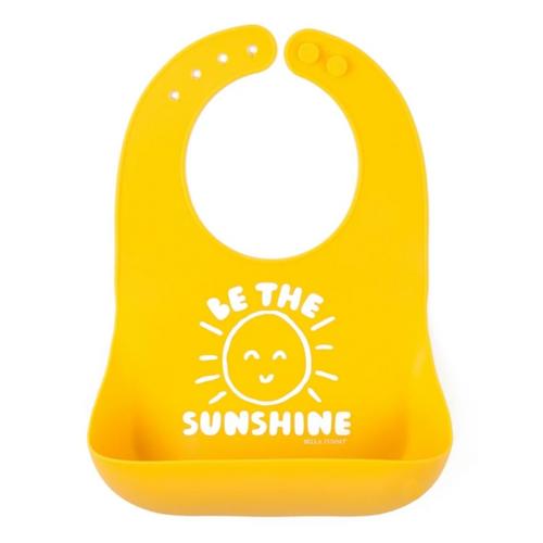Be the Sunshine Silicone Bib