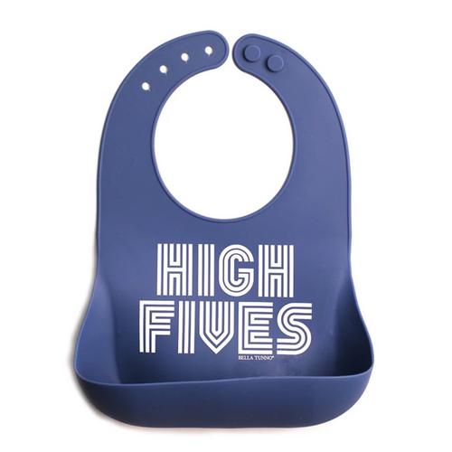 High Fives Silicone Bib