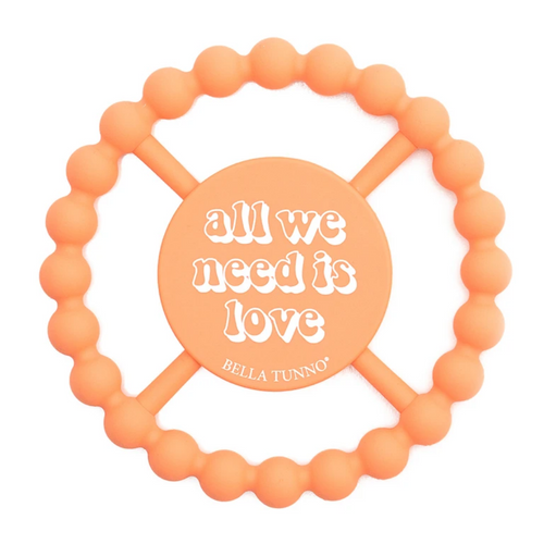 All We Need is Love Teether