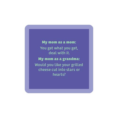 Coaster - Mom as a Grandma