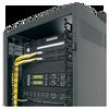 """Wide SR Series 25.5""""D Server Rack SR28-46-32"""