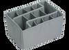 SKB 5DV-15109-TT iSeries 3i-1510-9 Think Tank Designed Photo Divider Set