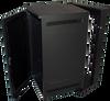 """18U 28""""D Wall Mount Server Rack Solid Door Great Lakes Case GL36WDXS"""