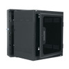Middle Atlantic DWR-10-22PD 10u Wallmount Cabinet - Plexiglass Front Door