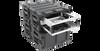 "SKB 14U Removable 20"" Shock Rack 3RR-14U20-22B"