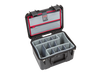 iSeries 1510-9 Case w/ Photo Dividers & Lid Organizer
