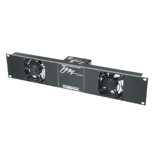 Middle Atlantic UQFP-2 - 2u Ultra Quiet Rackmount Fan Panel