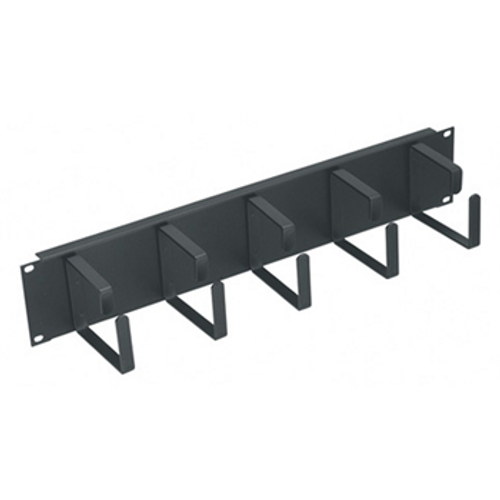2u D-Ring Horizontal Cable Manager HCM-2D