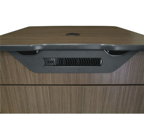 50 CFM RFR Cabinet Cooler 220V Middle Atlantic IRFR-CABCOOL50