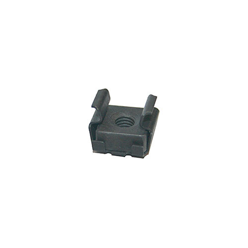 Rackmount Solutions CNM6 - M6 Rackmount Cage Nuts, 50 count