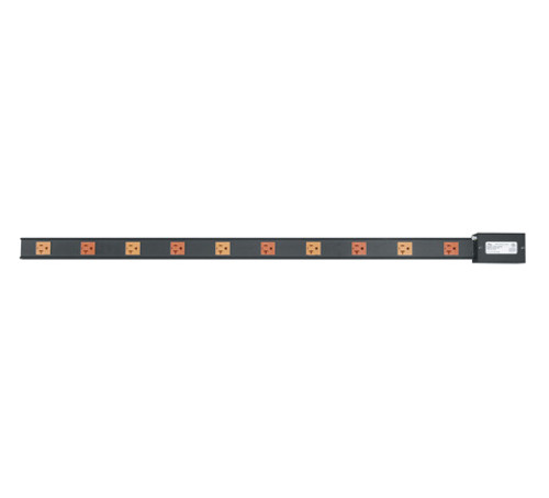 10 Outlet Power Strip 20A Hardwired PDT-2X520