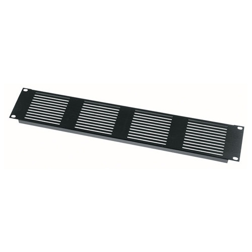 Middle Atlantic VTP-2 - 2u Aluminum Rack Vent Panel