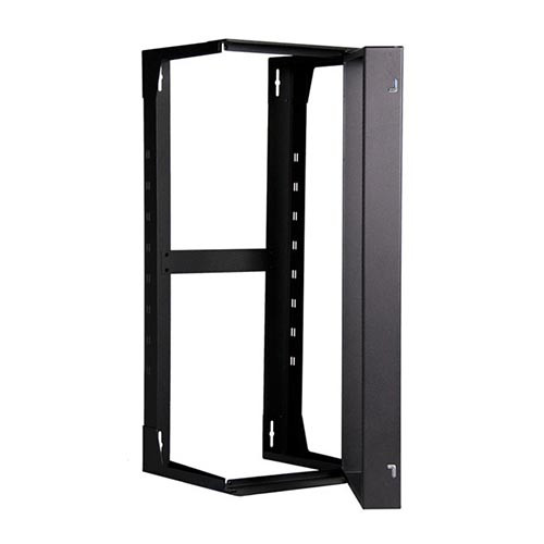 Great Lakes GL24SR - 12u Wall Mount Swing Rack